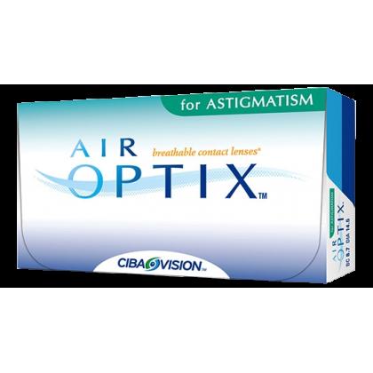 Air Optix for Astigmatism 3 бл