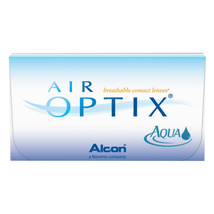 Air Optix Aqua 6 бл
