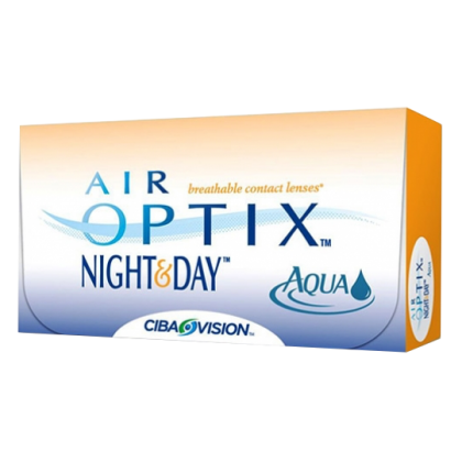 Air Optix Night & Day Aqua 6 бл