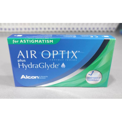 AIR OPTIX FOR ASTIGMATISM plus HydraGlyde 3 бл.