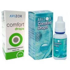 Avizor Comfort Drops, 15 мл