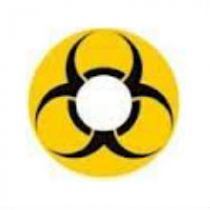 Карнавальные линзы P-Con Biohazard  14.00mm