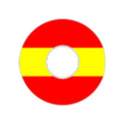 Карнавальные линзы P-Con Spain 14.00mm