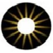 Карнавальные линзы P-Con Sun 14.00mm