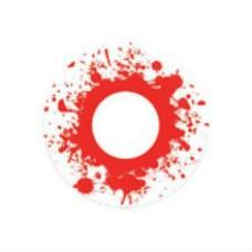 Карнавальные линзы P-Con Blood  14.00mm