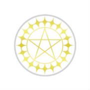 Золотые линзы P-Con Ciel 1 tone  14.50mm