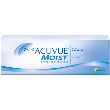 1-Day Acuvue Moist АКЦИЯ