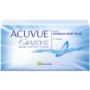 Acuvue Oasys ® with Hydraclear Plus