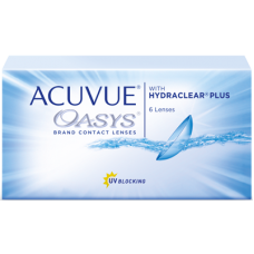 Acuvue Oasys ® with Hydraclear Plus АКЦИЯ