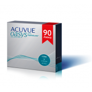 НОВИНКА!!! Acuvue Oasys 1-Day with HydraLuxe 90 шт.