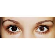 Цветные линзы Magic eye B2 Черные