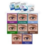 Цветные линзы Magic eye 2 tone